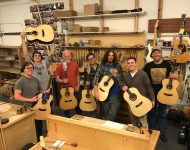 May 2018 Steel String Graduates